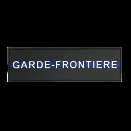 "Badge GARDE-FRONTIERE ""Thin..."