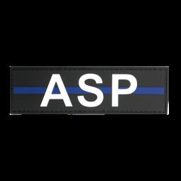 """Abzeichen ASP """"Thin Blue Line"""""""