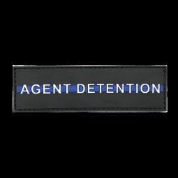 Abzeichen AGENT DETENTION...
