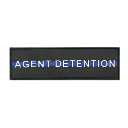 "Badge AGENT DETENTION ""Thin..."