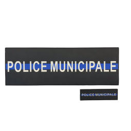 Packung POLICE MUNICIPALE...