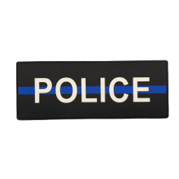 "Bande dorsale POLICE ""Thin..."