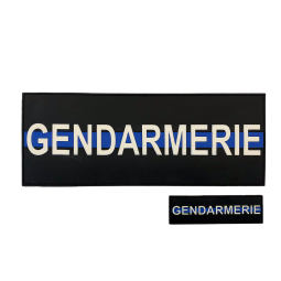 "Pack GENDARMERIE ""Thin Blue..."