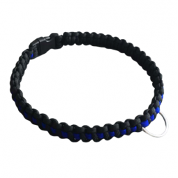"Collier Cobra K9 ""Thin Blue..."