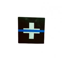 """Vignette auto """"Thin Blue..."""