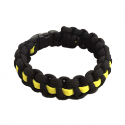 "Bracelet Cobra ""Thin Yellow..."