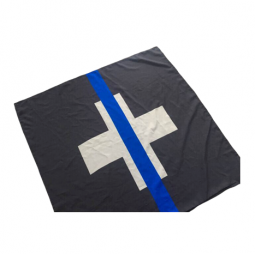 "Flag ""Thin Blue Line..."