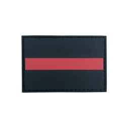 "Badge original ""Thin Red Line"""