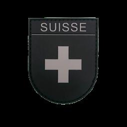 Abzeichen SUISSE - Black