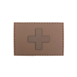 Badge rectangle SUISSE -...