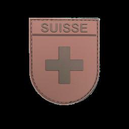 Badge SUISSE - Désert
