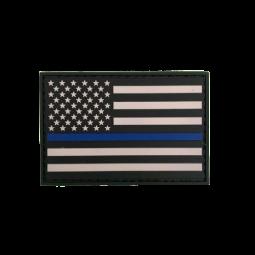 """Abzeichen """"Thin Blue Line USA"""""""