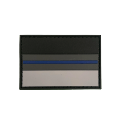 "Badge ""Thin Blue Line Germany"""