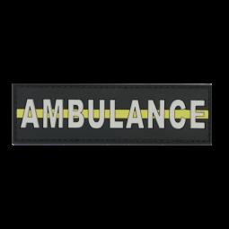 "Abzeichen AMBULANCE ""Thin..."