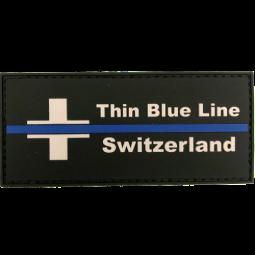 """Rechteckabzeichen """"Thin..."""