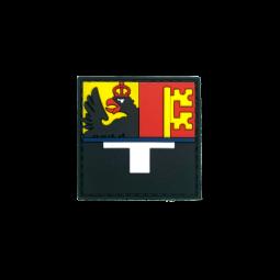 Abzeichen TBLS-GE Quadrat