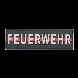 """Abzeichen FEUERWEHR """"Thin..."""