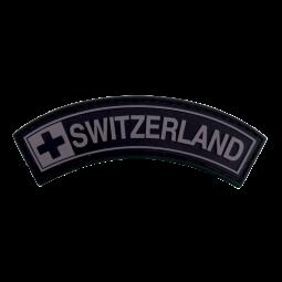 Abzeichen SWITZERLAND - Black