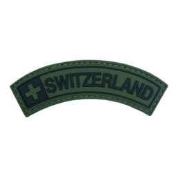 Abzeichen SWITZERLAND - Green