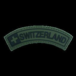 Badge SWITZERLAND - Green