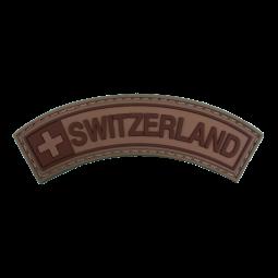 Abzeichen SWITZERLAND - Wüste