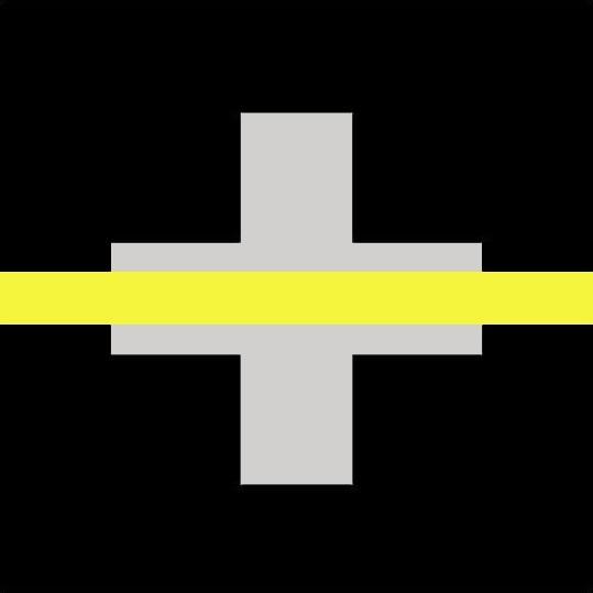 Thin Yellow Line Switzerland